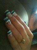 Azul & blanco, Lines