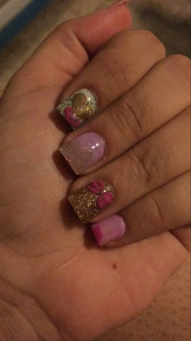 Rosita Fashion Nails