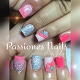 Coral Glitter