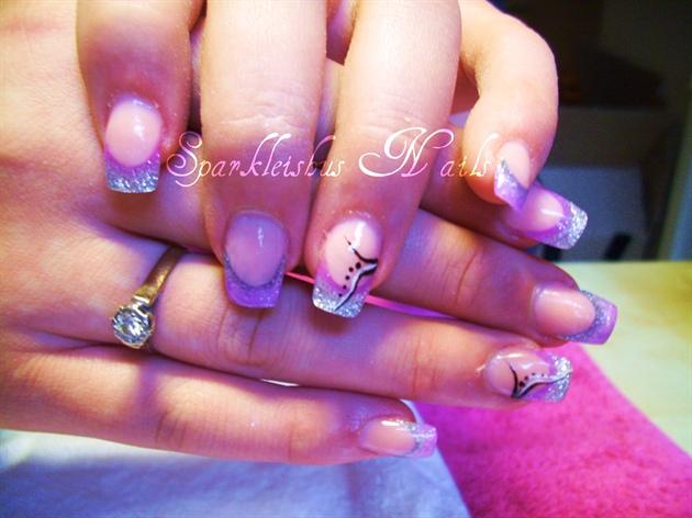 foundation pink (badly bitten nails)
