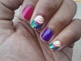 Short Nails Need Art Too!!