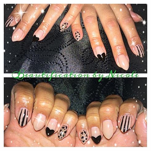 Akzentz Almond Nails
