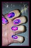 Marble Gel Manicure
