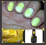 Python Inspired Gel Manicure
