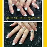 Gel Manicure On Natural Nails