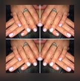 Lilac Gel Manicure