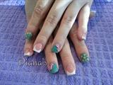 minty nails