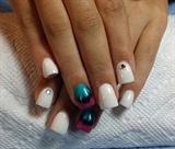 Simple white!