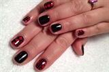 LV dots collection nail art