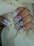 White shatter