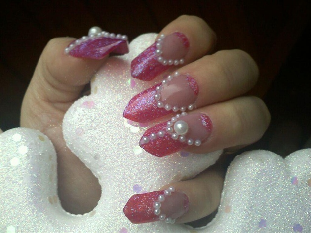 Winter Pearls