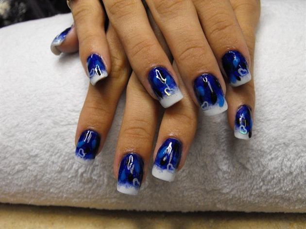 Amanda 39 S Prom Nails