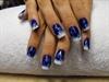 Amanda's prom nails