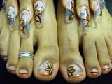 Alisha's cruise nails