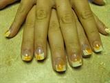Amber's nail art