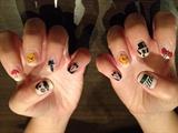 Fun n cute nails