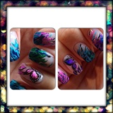 Butterflies wiz foils :)