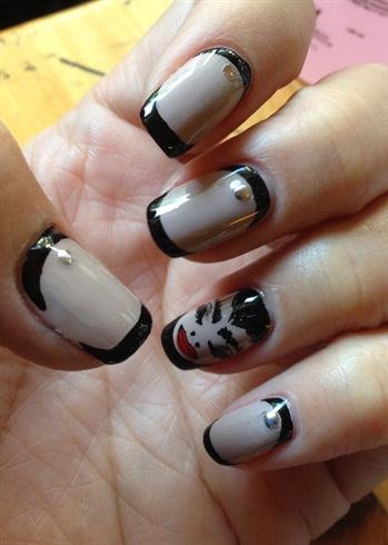 My autumn nails