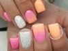 Spring ombre