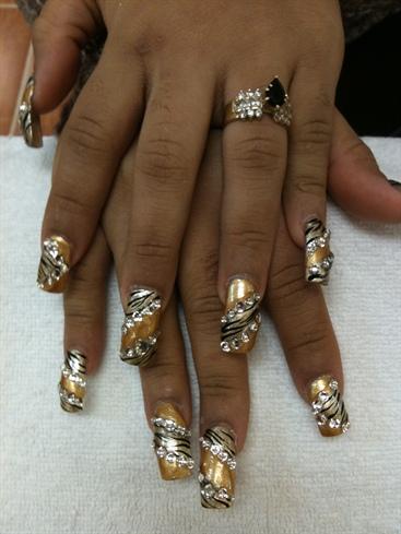 Diamond Tiger