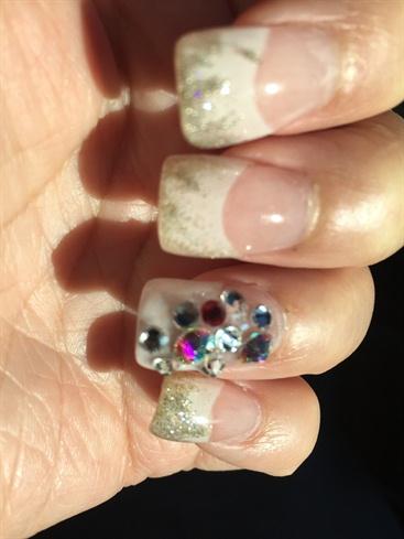 french nails simply elegant  nail art gallery