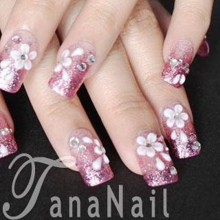 Japanese nail art blossom nail art gallery japanese nail art blossom prinsesfo Choice Image