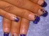 Sexy Zebra (purple)
