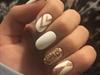 Gold N White