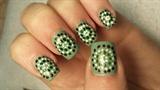 Spring Green Dots - St. Patricks option