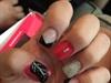 Fun Pink Nails