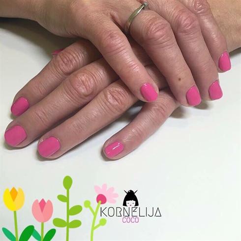 Pink VINYLUX