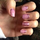 Light Purple N Glitter