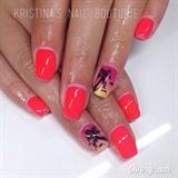 Summer gellak Nails