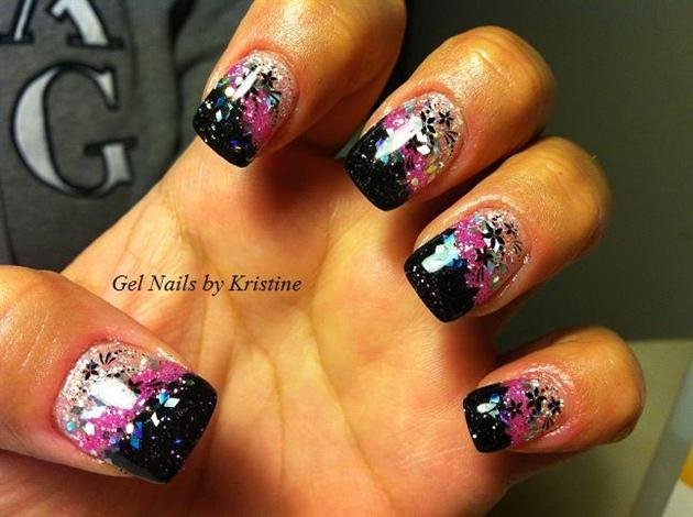 Crazy glitter love