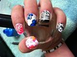 Nail art variety