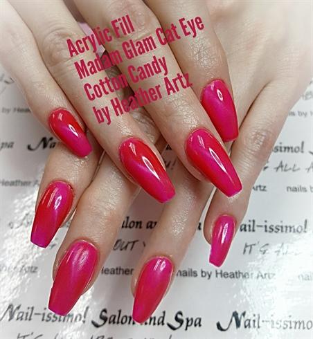 Kronic Colours Nail Design