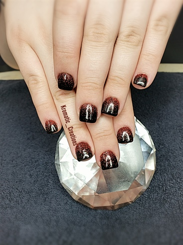 Shot Bitten nails