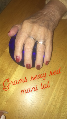 Red Mani