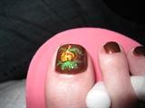 Pumpkin Toes