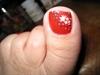Memorial Day toes