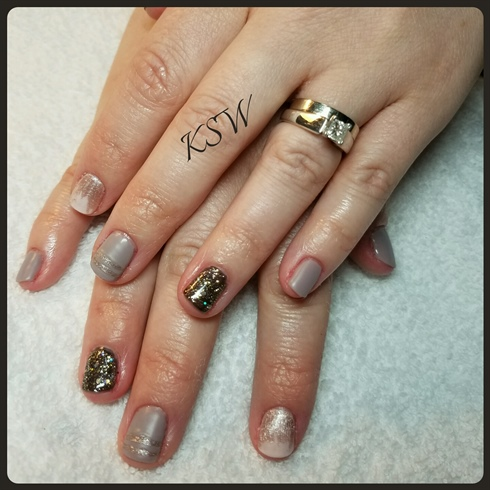 News Years Nails 2016