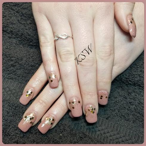 Nude Glitter '17