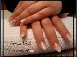 #Acryl #GlitterUitlopen #