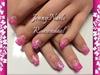 #Acryl #Glitter #Design #3D #Flower
