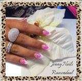 #Acryl #2colors #Glitter