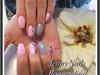 #Acryl #Pink #Panter #Glitter