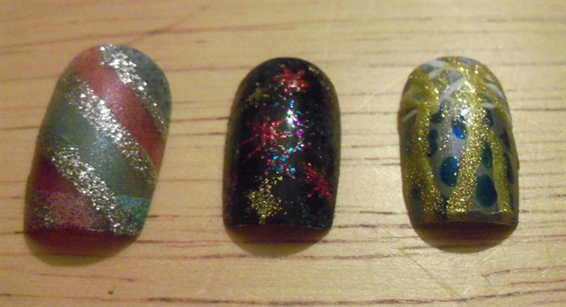 Nail Art Batch Vol. 4-4 by Fonda