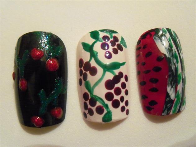 Nail Art Batch Vol.4-7 by Fonda