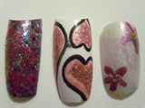 Nail Art Batch Vol. 3-5 by Fonda