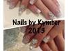Prom Nails That Shine